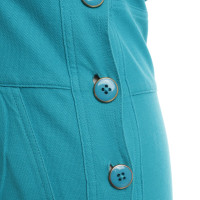 Marc by Marc Jacobs Jurk in Turquoise
