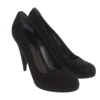 Bally pumps in zwart