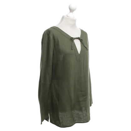 Laurèl Top in verde