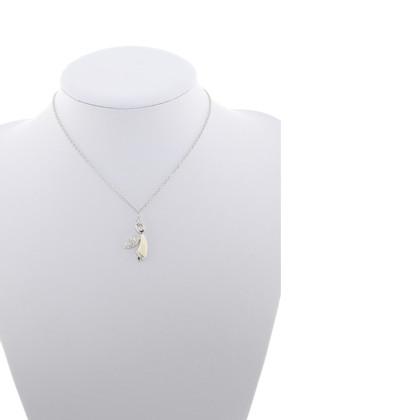 Swarovski Chain with Engel pendant