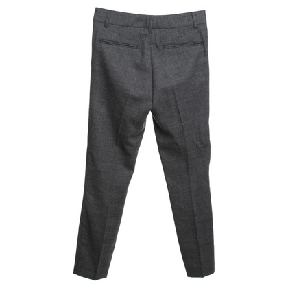 Dolce & Gabbana Woll-trousers at grey