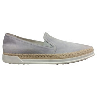 Tod's Suede moccasins