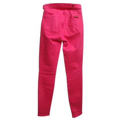 7 For All Mankind Jeans in Pink