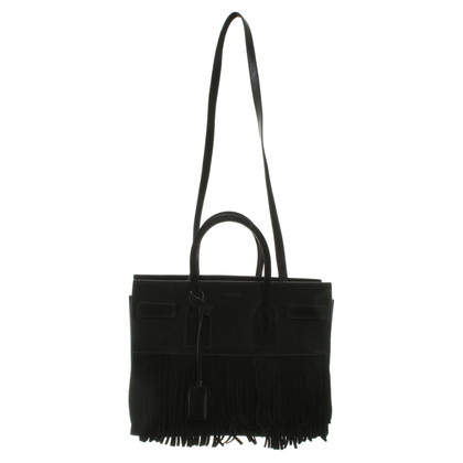 "Saint Laurent ""Ca1d09e3 du Jour"" in nero"