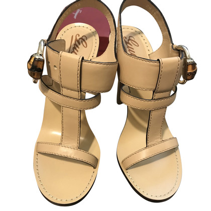 Gucci Sandals in beige