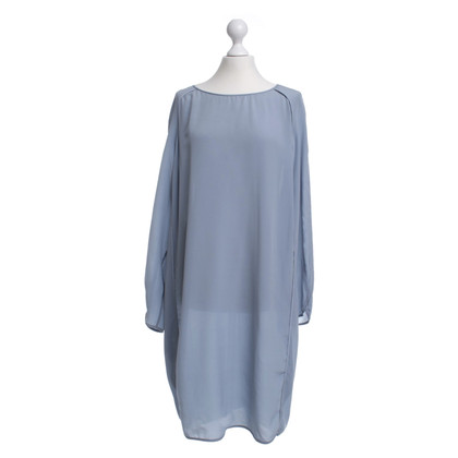 Day Birger & Mikkelsen Silk dress in light blue