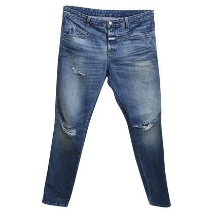 Closed Allentati dei jeans in azzurro