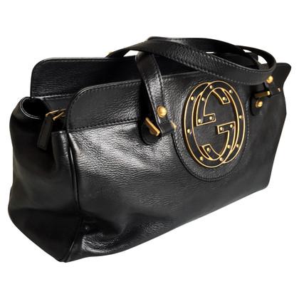 Gucci Leren Handbag