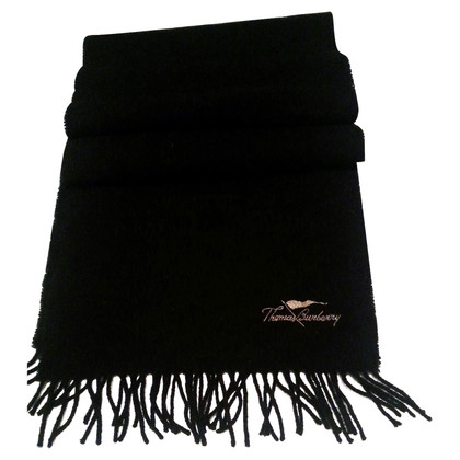 Thomas Burberry Wool scarf