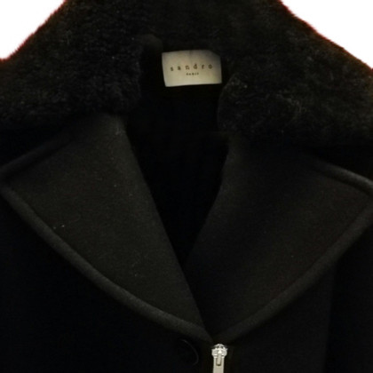 Sandro Wool coat