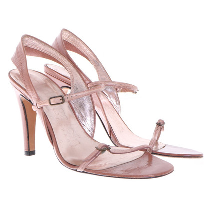 Pedro Garcia Sandals in blush pink
