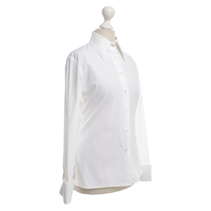 Mulberry Blouse in white