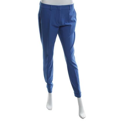René Lezard trousers in blue