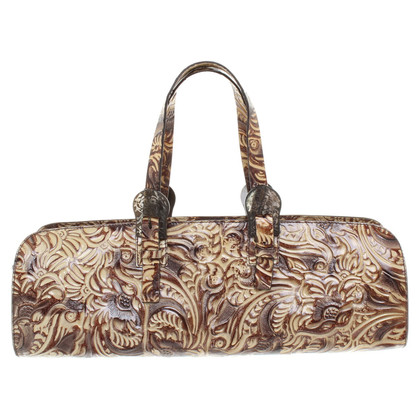 Fendi Bag in ornamental relief