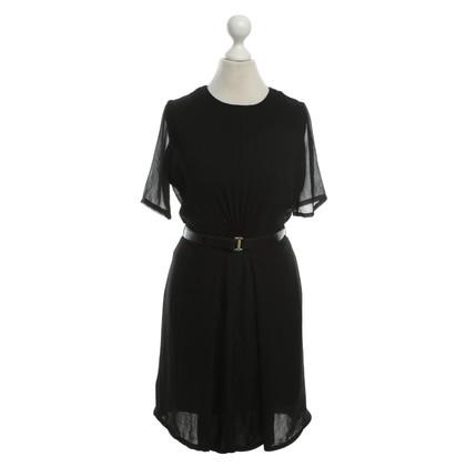 Kaviar Gauche Zachte jurk met plooien