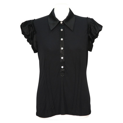 Karen Millen top in black