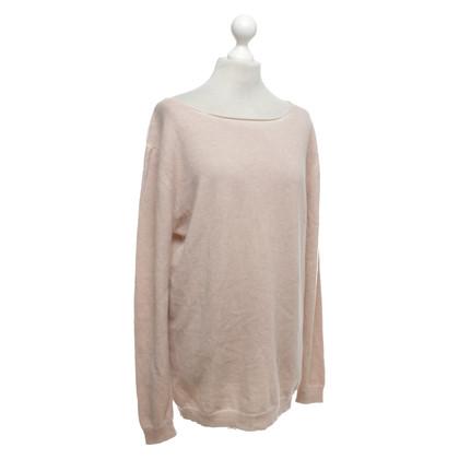 Camouflage Couture Kasjmier trui in roze