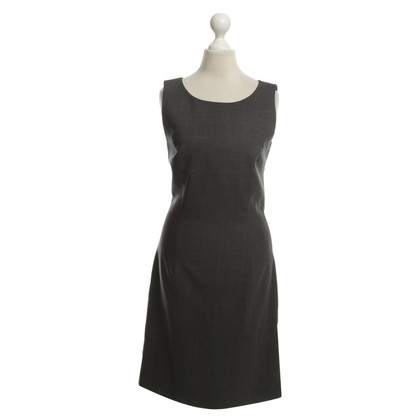 St. Emile Classic Sheath Dress in Grey