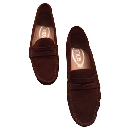 Tod's Moccasins of suede