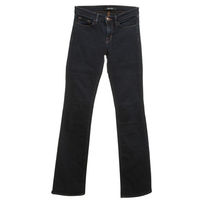 J Brand Jeans in blu indaco