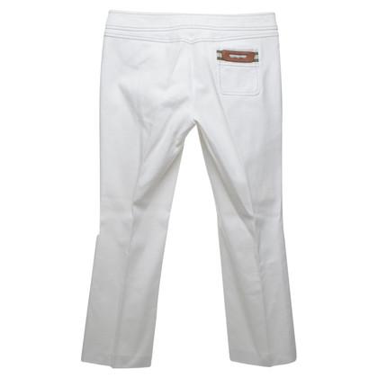 Gucci Broek in White