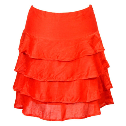 Reiss skirt in Orange