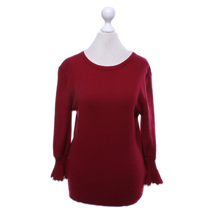 Hobbs Pullover in Rot