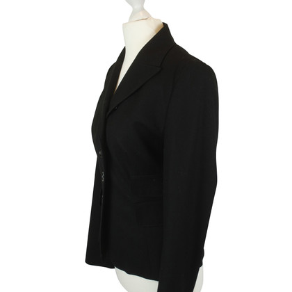 Akris Blazer in black