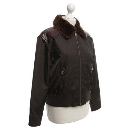 Prada Bomber jacket in brown