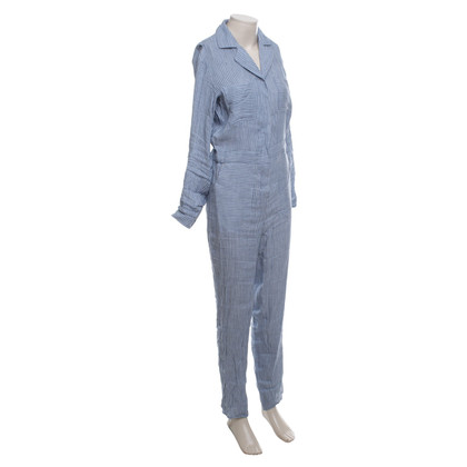 Paul & Joe Gestreifter Jumpsuit
