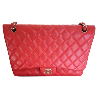 "Chanel ""Flap Bag"" aus Lammfell"
