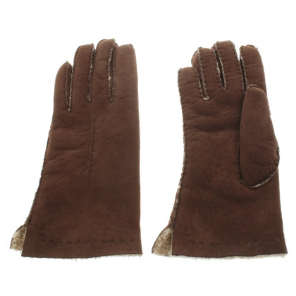 Windsor Gloves made of lambskin