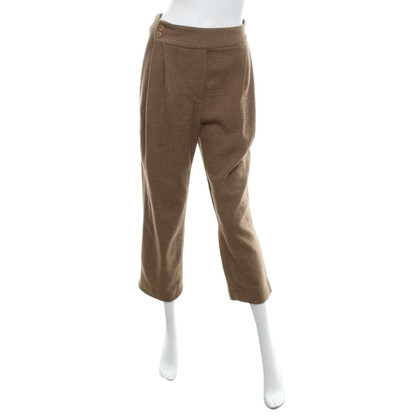 Humanoid 3 / 4-trousers in brown