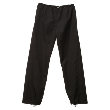 Jil Sander Summer pants in black