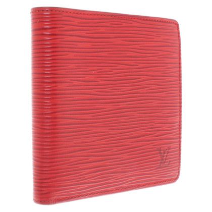 Louis Vuitton Wallet made of Epi leather
