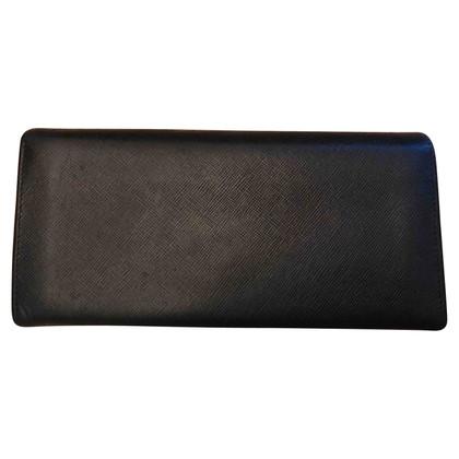 Prada zwarte portefeuille