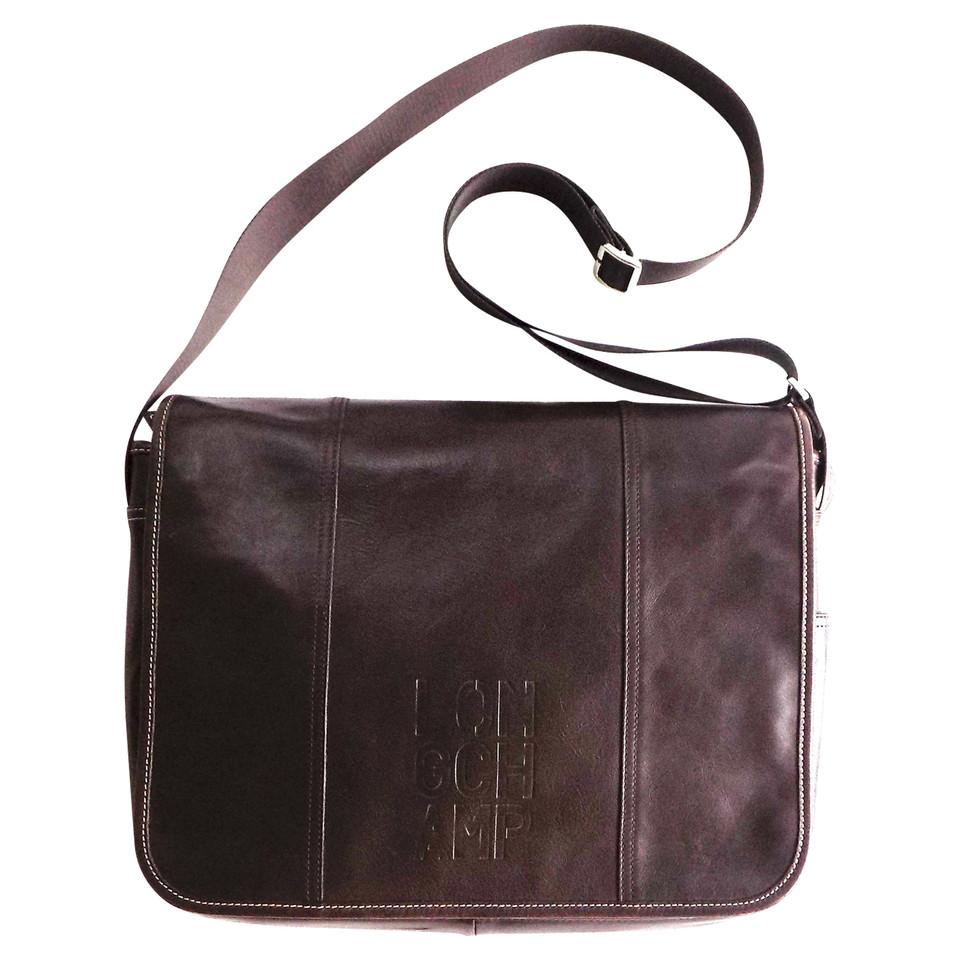 Longchamp Umhängetasche Leder