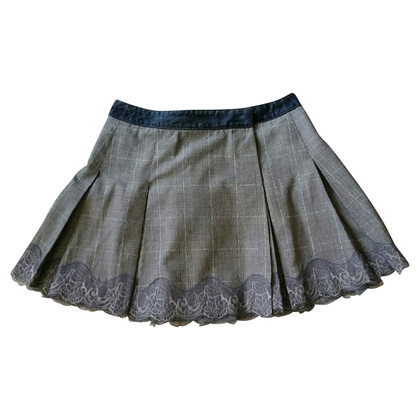 Dolce & Gabbana mini folding skirt