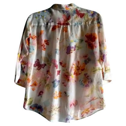 Equipment Printed blouse