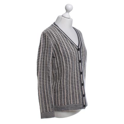 Jil Sander Cardigan in grigio / beige