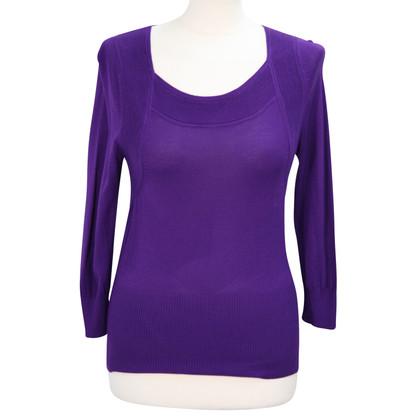 Hobbs Trui in purple