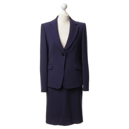 Armani Collezioni Costume purple