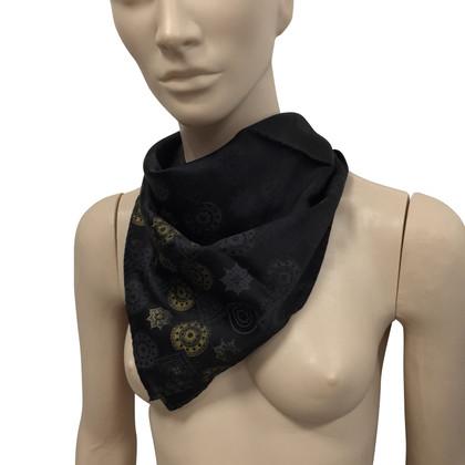 Balenciaga noir foulard