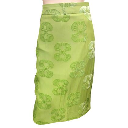 Thomas Wylde skirt in green