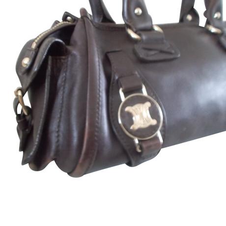 Céline Doctor Bag Braun Shop Selbst AER6mlI1p