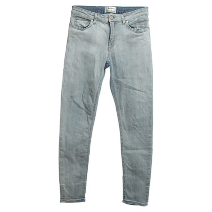 Acne Jeans in light blue