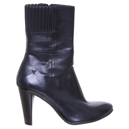 Costume National Stiefeletten in Schwarz