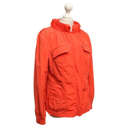 Laurèl giacca leggera in rosso