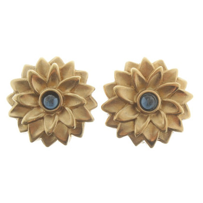Lanvin Earclips gold-colored