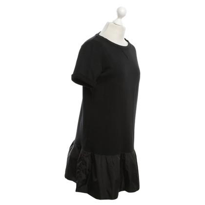Moncler Robe en noir